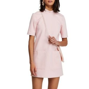 NWT Free People West Hill Minidress Pink sz S